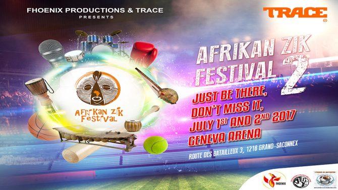 The Afrikan Zik Festival