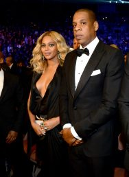 Beyonce & Jay Z ©Getty Images.