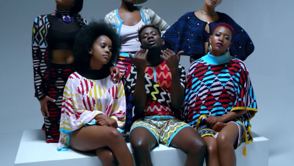 mr-eazi-pour-me-water-official-video