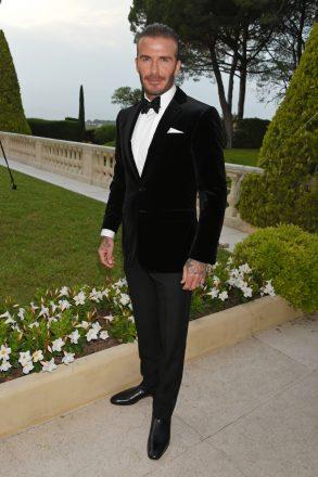 David Beckham © Getty Images