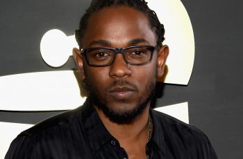 Kendrick Lamar  ©  Getty Images