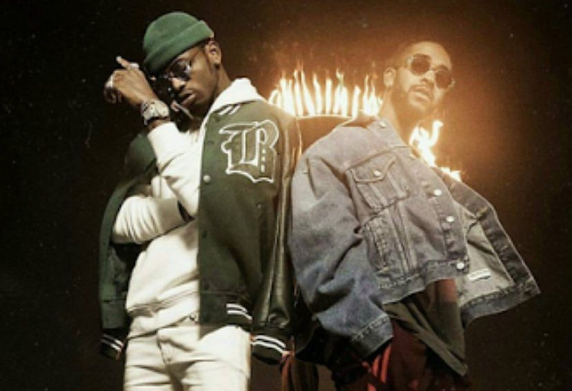 Diamond-Platnumz-and-Omarion-