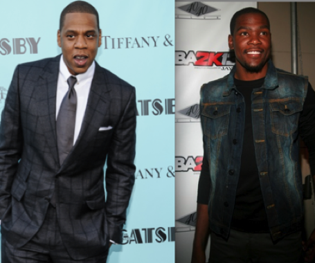 bbf6fbb52d92 Kevin Durant to Sign with Jay-Z and Roc Nation - TRACE