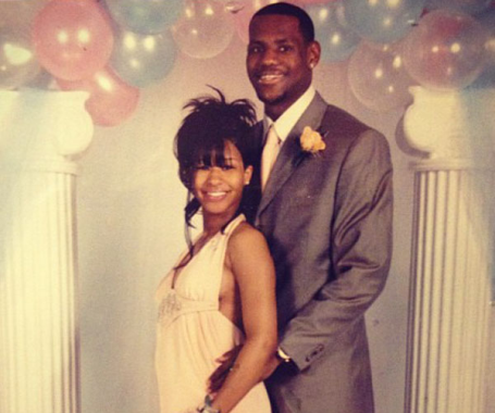 lebron james wedding invites revealed trace