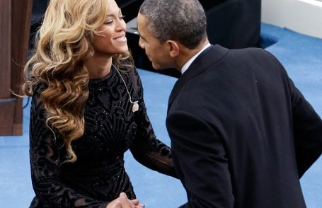 Beyoncé and Barack Obama in a love affair?