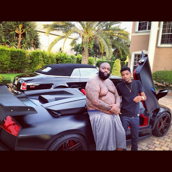 Bentley Gtc Convertible He He He: Rappers And Cars