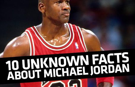 Michael Jordan 10 Unknown Facts About The Legendary
