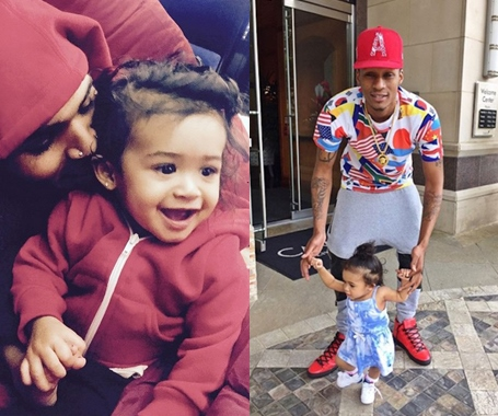 Chris Brown: Baby mother's boyfriend claimed Royalty's care