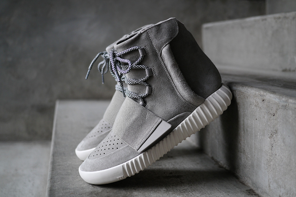 fbff16260a9 Kanye West bought a pair of Yeezy on eBay! - TRACE