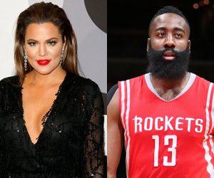 Khloé Kardashian dating James harden ?