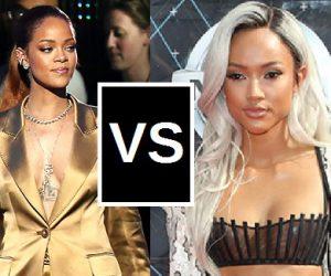 Rihanna VS Karrueche: the style of the week