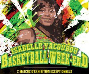 ISABELLE YACOUBOU BASKET BALL WEEK-END AU BENIN