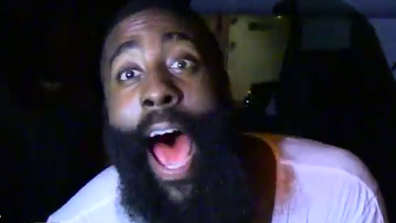 """Drunk James Harden says """"Adidas is going to be amazing"""" - TRACE 5d9d36faaa"""