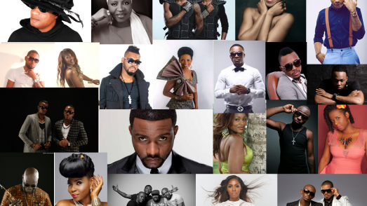 TRACE Africa and FORBES Afrique reveal the list of the most influential African artists of 2015