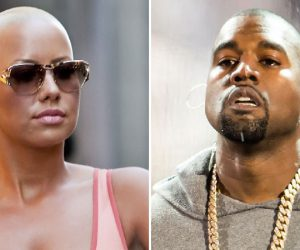 Kanye West vs Amber Rose : the ex lovers go at each other online