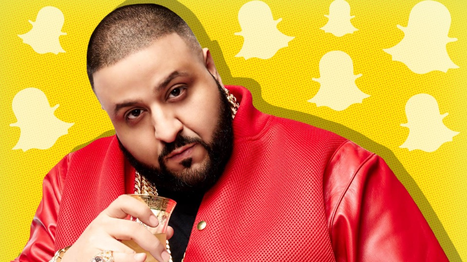 There Is No Doubt About The Fact That DJ Khaled KING Of Snapchat From Elliptical Talk To Pillow Mogul Legends