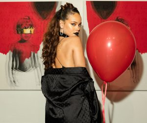 Rihanna releases her new album Anti for free !