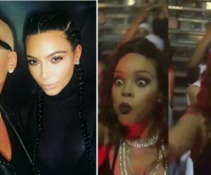 19 priceless reactions to Amber Rose & Kim Kardashian's selfie