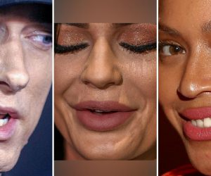 Eminem, Kylie Jenner, Beyoncé... What do they really look like up close ?