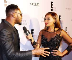 E! Entertainment Rolls Out Famed Red Carpet in South Africa!