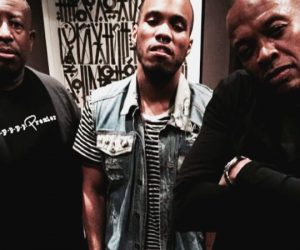 Dr Dre signs R&B singer Anderson .Paak to Aftermath