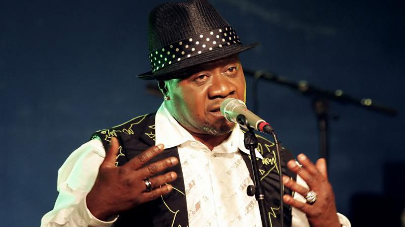 Congolese musician Papa Wemba has died