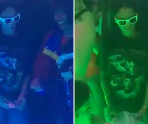 Rihanna hits up a Houston strip club while on Anti World Tour