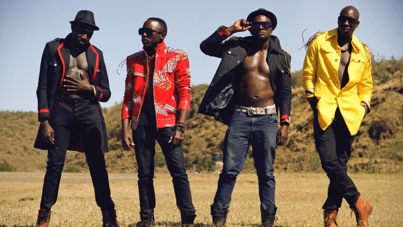 TRACE Urban gets to know Sauti Sol