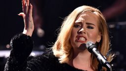 Adele got angry at a fan during a recent concert!
