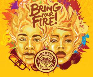 Bushfire 2016 brought the fire!