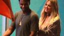 Khloe Kardashian gets touchy feely with R&B singer Trey Songz