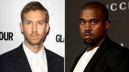 Calvin Harris & Kanye West Collab Cancelled !