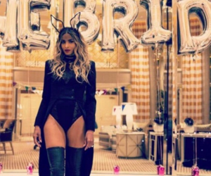 Ciara shares sexy photos of her bachelorette party