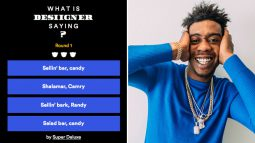 There's now a game to decipher Desiigner's lyrics