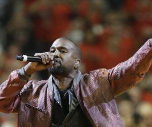 Kanye West dissed Taylor Swift at a Drake concert