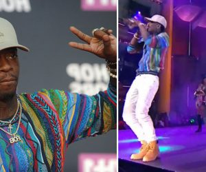 Rich Homie Quan forgot Biggie'slyrics on stage and got blasted by the Internet