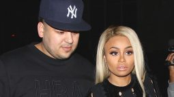 Did Rob Kardashian and Blac Chyna break up before having their baby?