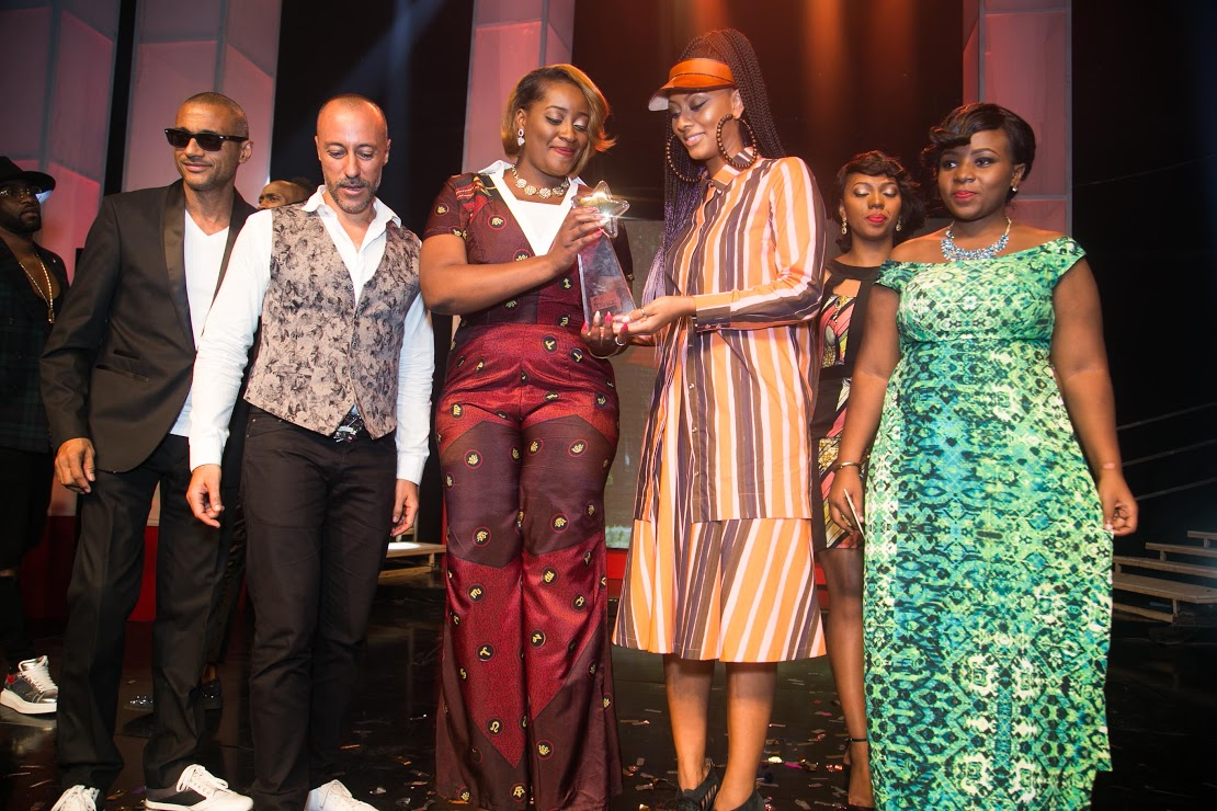 The winner of the Airtel TRACE Music Star competition