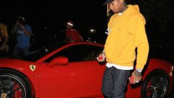 Tyga's Ferrari gets repossessed while he was shopping for a Bentley!