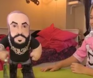 Watch this hilarious parody of an ad for a DJ Khaled doll!
