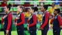 Rio 2016 : American gymnast Gabby Douglas is under fire because of this picture