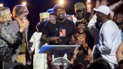 Skepta has won the 2016 Mercury Prize for his album Konnichiwa