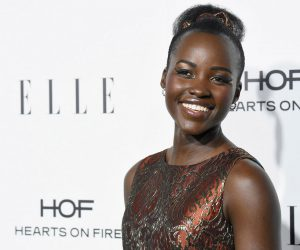 Lupita Nyong'o dazzles at ELLE's Women in Hollywood Event !