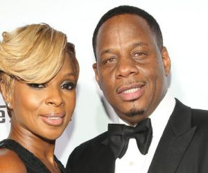 MARY J. Blige's ex wants her to dig deep into her wallet !