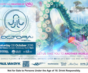 Octopia FSTVL set to turn Joburg up this weekend