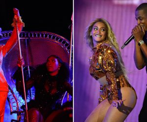 Beyoncé brings out Serena Williams, Jay Z and Kendrick Lamar during final Formation concert