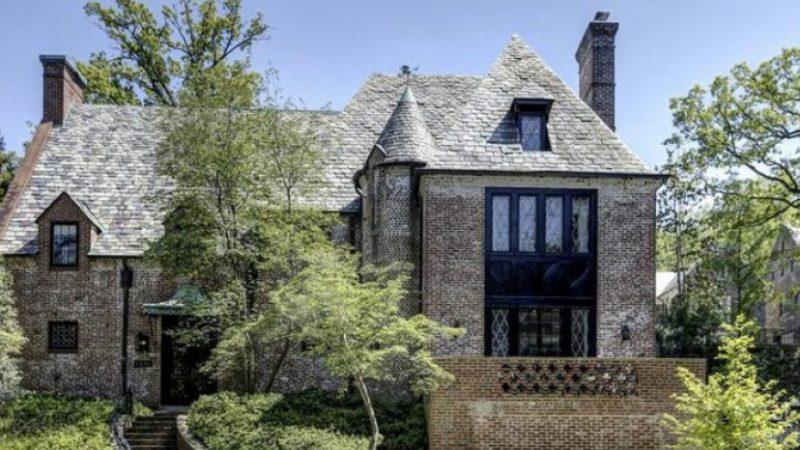 Après la Maision Blanche, Barack Obama devrait s'installer dans cette maison cossue de Washington