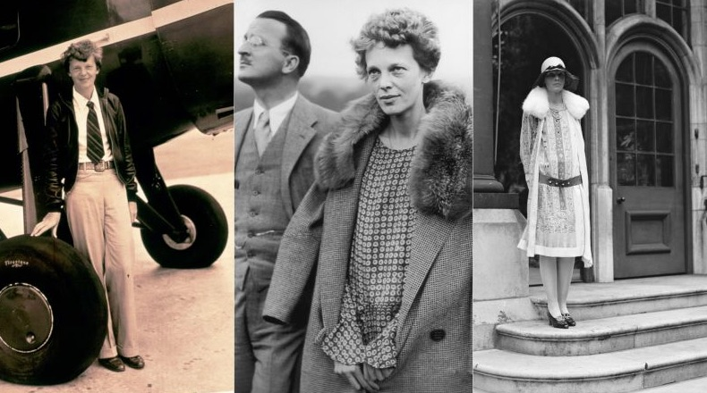 essay on amelia earhart biography Information and articles about amelia earhart, a famous woman in history   there are countless biographies and four movies about her life, not to mention.
