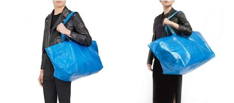 When Balenciaga copies Ikea s bag - TRACE b08ae08a07e09