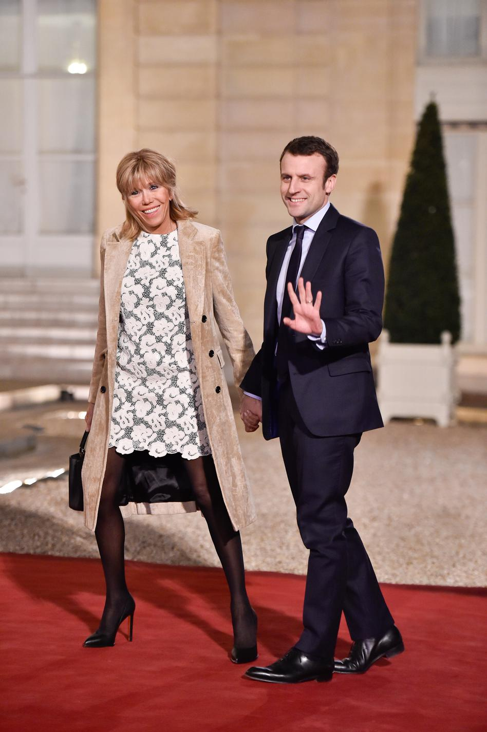 who is brigitte trogneux 5 things to know about france s new first lady trace. Black Bedroom Furniture Sets. Home Design Ideas